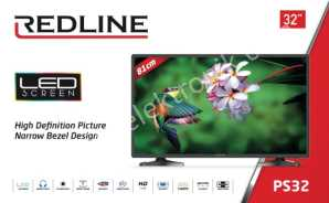 REDLİNE PS 32 LED TV