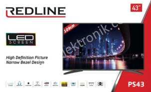 REDLİNE PS 43 LED TV