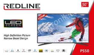 REDLİNE PS 50 LED TV