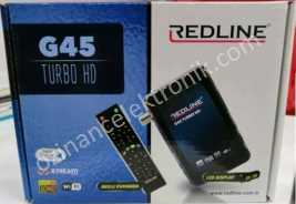 Redline G45 Turbo Full HD Uydu Alıcısı