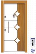 Gebze Çelik Kapı Çift Renk Laminoks4008