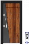 Gebze Çelik Kapı Çift Renk Laminoks3012