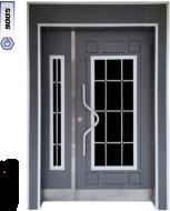 Gebze Çelik Kapı Bina Giriş Kapısı9005