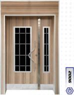 Gebze Çelik Kapı Bina Giriş Kapısı9002