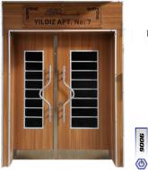 Gebze Çelik Kapı Bina Giriş Kapısı9006