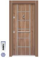 Gebze Çelik Kapı Kromlu Laminoks5001