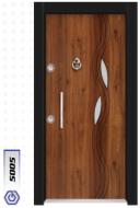 Gebze Çelik Kapı Kromlu Laminoks5005